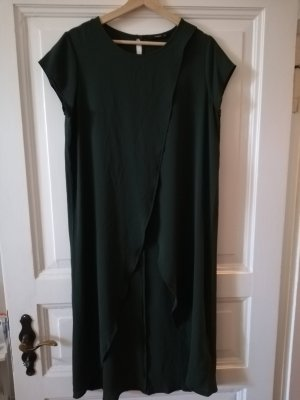 Only Robe t-shirt vert foncé