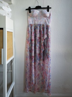 Review Vestito vokuhila multicolore