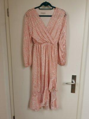 Asymetryczna sukienka Wielokolorowy
