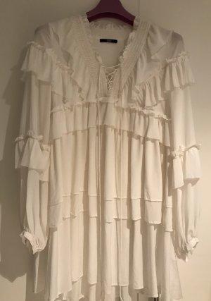 Volant Kleid Sly010