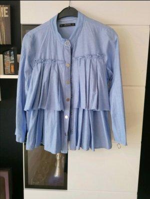 Zara Outdoor Jacket azure