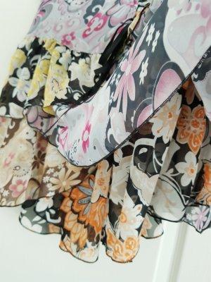 Flounce Skirt multicolored