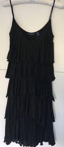 Volants Kleid