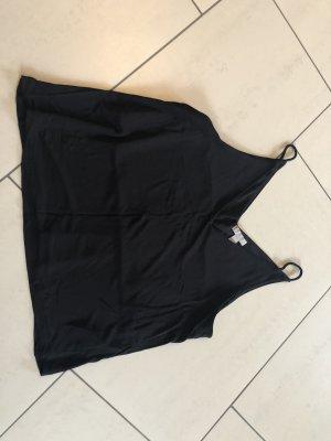 Volanttop H&M schwarz