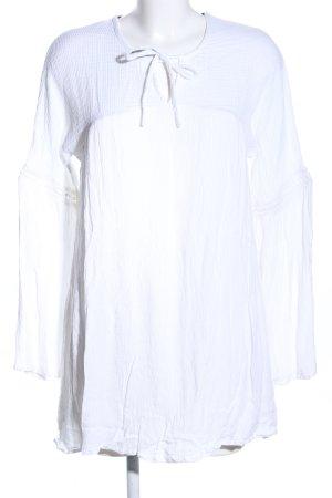 Volcom Blusenkleid weiß Casual-Look