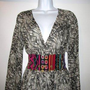 Volcom Robe longue multicolore