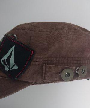 Volcom Cap black-light brown cotton