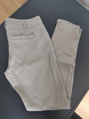 Volcom Pantalon chinos gris brun-beige