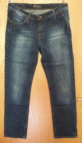Volcom Jeans coupe-droite bleu