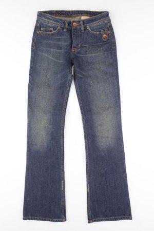 Volcom Jeans Größe W26 blau aus Baumwolle