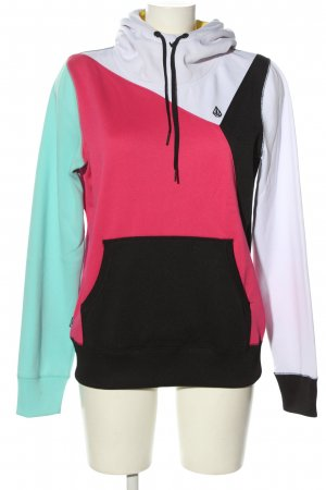 Volcom Kapuzensweatshirt mehrfarbig Casual-Look