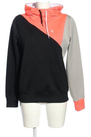 Volcom Kapuzensweatshirt mehrfarbig sportlicher Stil