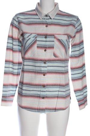 Volcom Chemise à manches longues motif rayé style décontracté