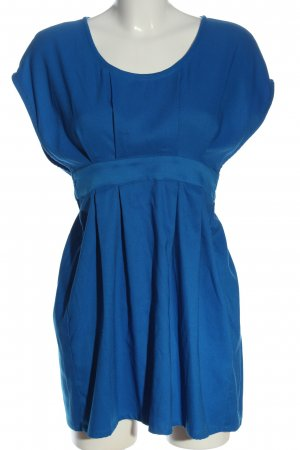 Volcom Mini Dress blue casual look