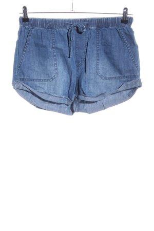 Volcom Shorts blau Casual-Look