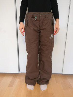 Volcom Snow Pants brown