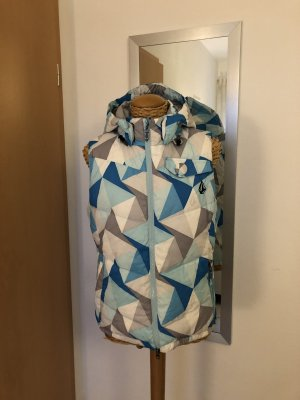 Volcom Quilted Gilet multicolored