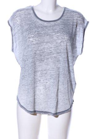 Volcom T-shirt grigio chiaro puntinato stile casual