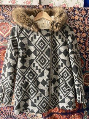 Volcom Manteau d'hiver gris-gris clair
