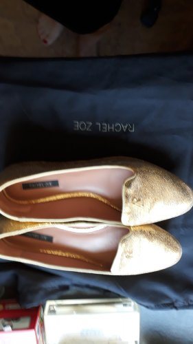 Rachel Zoe Slippers bronze-colored-gold-colored