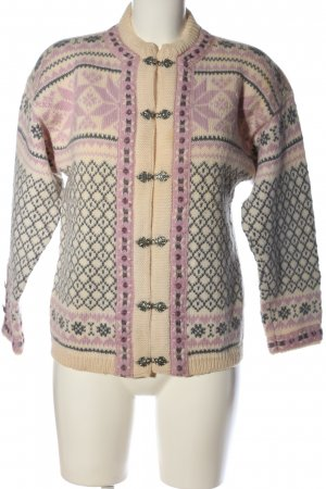 Voss Norwegian Sweater graphic pattern casual look