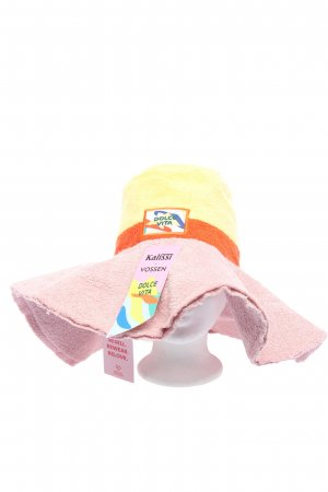 Vossen Cappello a falde larghe multicolore stile casual