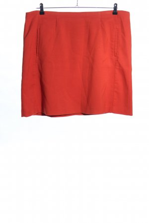 Votre Mode Minirock rot Casual-Look