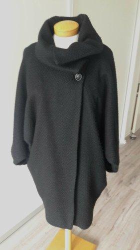 Votre Mode Manteau oversized noir laine