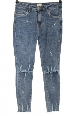 Vs. miss Stretch Jeans blue casual look
