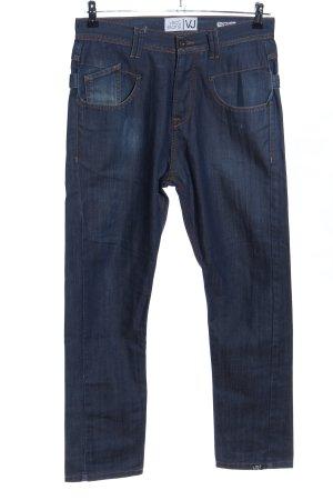 Vsct Workowate jeansy niebieski W stylu casual