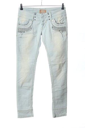 Vsct Jeans slim bleu gradient de couleur style extravagant