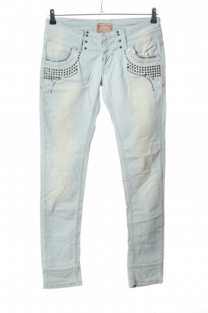 Vsct Slim Jeans blau Farbverlauf extravaganter Stil