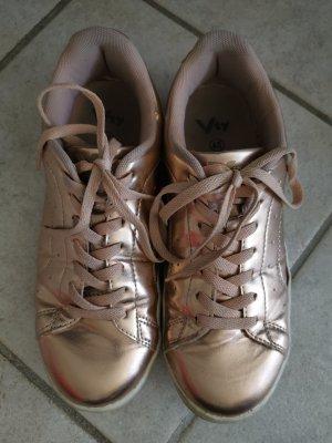 VTY Schuhe roségold