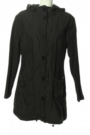 VUNIC Hooded Coat khaki casual look