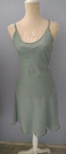 w.NEU Extrem leichtes Design EUROPEAN CULTURE ROYAL DYE DRESS KLEID Seide MADE in ITALY Sommerkleid extrem Sexy!