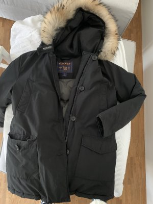 Woolrich Cappotto invernale nero