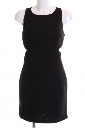 W118 by Walter Baker Vestido cut out negro estilo «business»