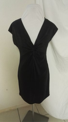 W9 H&M figurbetontes Kleid Schwarz Gr.S w.Neu