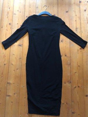 Wadenlanges Kleid, figurbetont -Gr. M