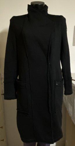 Wärmender Mantel aus Festem Gr.S