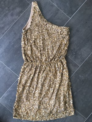 WAGs Paillettenkleid  gold (Conleys)