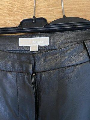 Michael Kors Culotte noir cuir