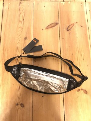 Waistpack y-3 Silber schwarz yohji yamamoto