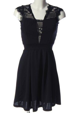 Wal G Minikleid schwarz Elegant