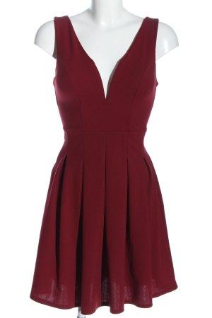 Wal G Minikleid rot Elegant