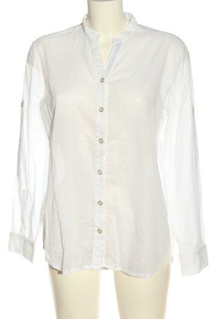 Walbusch Shirt Blouse white casual look