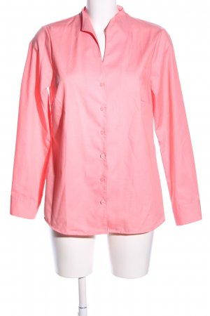 Walbusch Hemd-Bluse pink Casual-Look