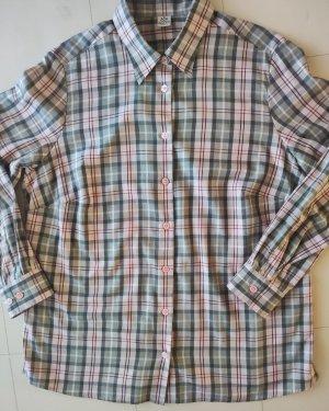 Walbusch Lumberjack Shirt grey-pink
