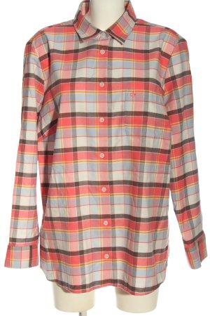 Walbusch Camicia da boscaiolo motivo a quadri stile professionale