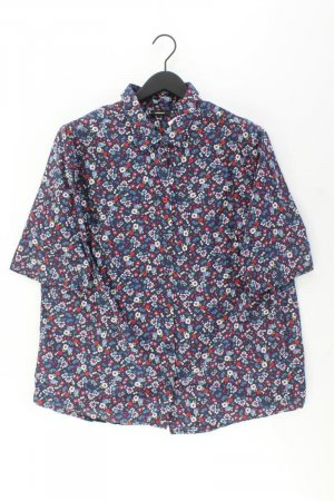 Walbusch Short Sleeved Blouse multicolored cotton